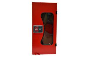 Készüléktartó doboz fém (6 kg-os készülékhez) 270x570x210