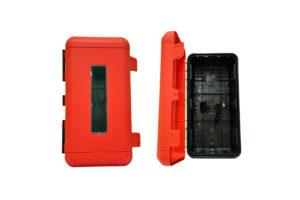 Készüléktartó doboz műanyag (6 kg-os készülékhez) 620x335x240