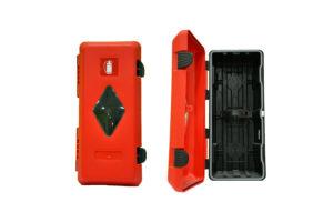 Készüléktartó doboz műanyag (6 kg-os készülékhez) 675x310x250